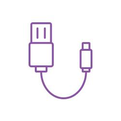 Accesorios Cable de datos
